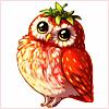 lijahlover: Strawberry Owl