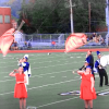 Shay/Kristin Toss - Coudy Marching Band