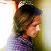 ellerkay: Sam hair sad