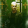 {Buffy} - Spike crosses