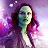 GoG: Gamora stars