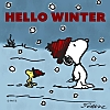 winter hello