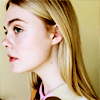 elle fanning: side
