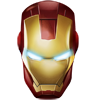 Iron Man head 4
