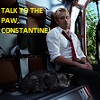 constantine talk to the paw