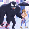 venom cartoon