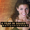 Top 5 A Year in Squee -ruuger