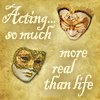 Masks Acting