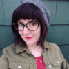 me - glasses and hat