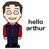 CP - hello Arthur