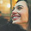 smile, happy, grin