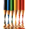 Writing: Colored Pencils