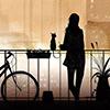 Девушка вело контр ажур