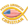 O Demanding One: Urs: Proud American Christian
