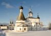 Ферапонтов монастырь в Ферапонтово