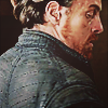 Black Sails Flint back ponytail
