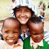 Танзания дети