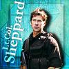 Desi: SGA - Lt. Col. Sheppard