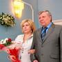 Оля и Валера Вешняковы