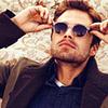 Sebastian Stan - Sunglasses