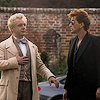 Good Omens - A and C outside the nunnery