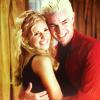 Buffy/Spike hugging