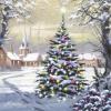 Christmas: Tree (Outside)