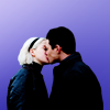 CAOS Nick/Sabrina kiss