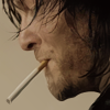 twd - daryl no eyes