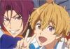 rin and nagisa