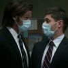 Winchesters, Masks, brothers