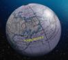 Глобус Камчатки