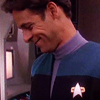 ds9: julian --> smile