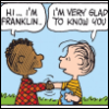 Franklin Meets Linus