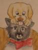 Lizzi och Bamse
