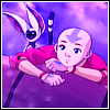Restless Aang - ushitora_icons