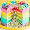 foodings:pastel rainbow