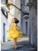 Желтая девочка