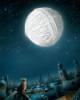 клубок луна