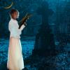 Artemis, Buffy, graveyard