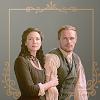 Claire/Jamie - Together - Outlander