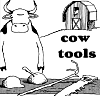 amusement-cow tools