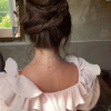 woman back neck