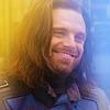MCU - Bucky - Smiling