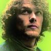 Jamie - Looking Up (green) - Outlander