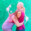 Amy/Penny - BFF Hug - BBT