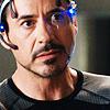 avengers - tony headset