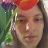 Грустняшка в цветах