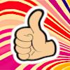 Optimist - Thumbs Up