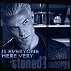 Spike stoned (alyfan)